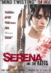 SERENA DVD COVER